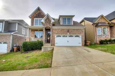 Nashville Single Family Home For Sale: 1709 Boxwood Dr