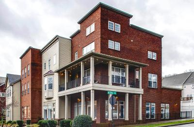 Nashville Condo/Townhouse For Sale: 1322 Concord Mill Ln