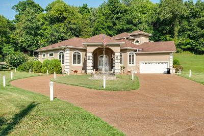 Franklin Single Family Home For Sale: 1880 Wilson Pike