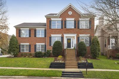 Franklin  Single Family Home Under Contract - Showing: 500 Hodges Ct