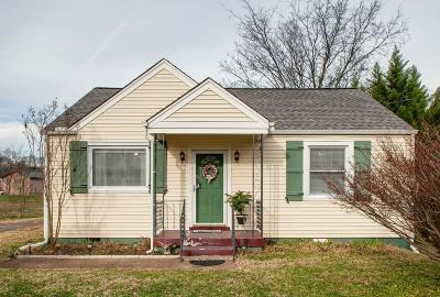 Nashville Single Family Home For Sale: 70 Peachtree St
