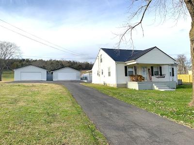 Auburntown TN Single Family Home Sold: $195,000