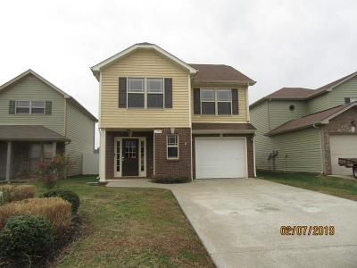 Clarksville Single Family Home For Sale: 3798 Harvest Rdg