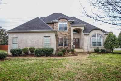 Single Family Home For Sale: 2655 Dora Elizabeth Ct