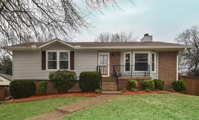 Hendersonville Single Family Home For Sale: 119 Forest View Dr