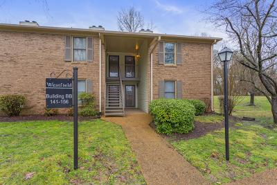 Nashville Condo/Townhouse For Sale: 144 Westfield Dr