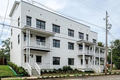 Nashville Condo/Townhouse For Sale: 709 Garfield St