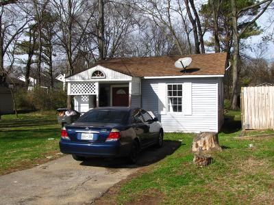 Maury County Single Family Home For Sale: 301 Polk St