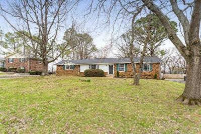 Hendersonville Single Family Home For Sale: 126 Greenyards Pl