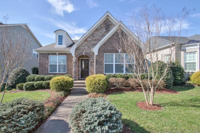 Franklin TN Single Family Home Under Contract - Showing: $420,000