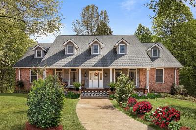 Burns Single Family Home For Sale: 1265 Johnny Hall Rd