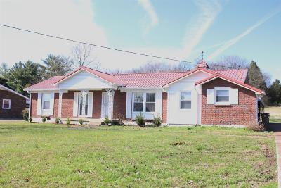 Goodlettsville Single Family Home For Sale: 107 Hardaway Dr