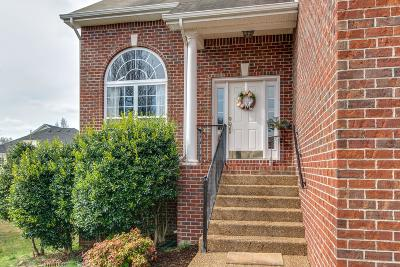 Brentwood Single Family Home Under Contract - Not Showing: 312 Scarlet Oak Ct