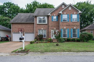 Nashville Single Family Home For Sale: 5249 Village Trce