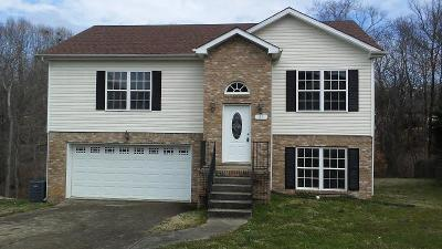 Clarksville Single Family Home Under Contract - Not Showing: 87 West Dr