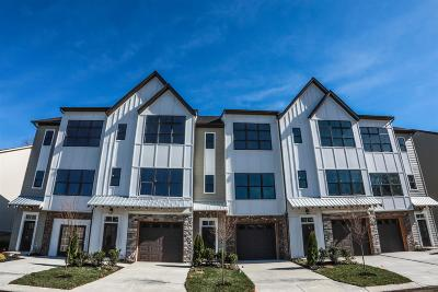 Nashville Condo/Townhouse For Sale: 177 Stonecrest Drive #39