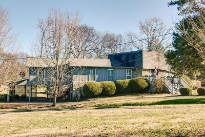 Sumner County Single Family Home For Sale: 156 Fairways Dr