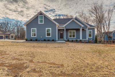 Robertson County Single Family Home For Sale: 3062 Tacoma Ln