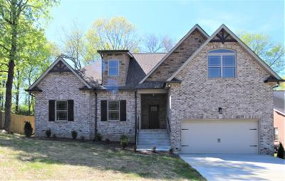Wilson County Single Family Home For Sale: 1007 Singing Springs Rd