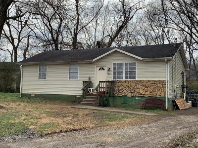 Clarksville Single Family Home For Sale: 1319 Gibson Dr