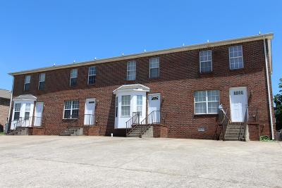 Christian County, Ky, Todd County, Ky, Montgomery County Rental For Rent: 3252 B Tower Drive