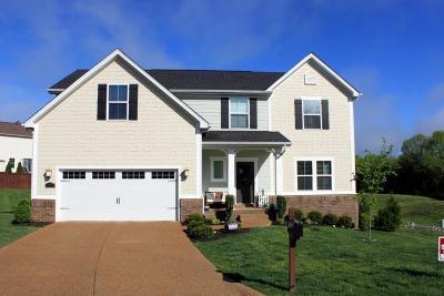 Wilson County Single Family Home For Sale: 602 Stonebridge Ln