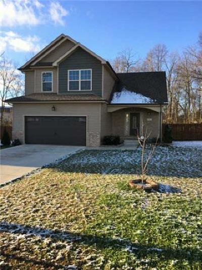 Christian County, Ky, Todd County, Ky, Montgomery County Rental For Rent: 3471 Bradfield Rd