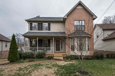 Nashville Single Family Home For Sale: 3028 Cody Hill Rd