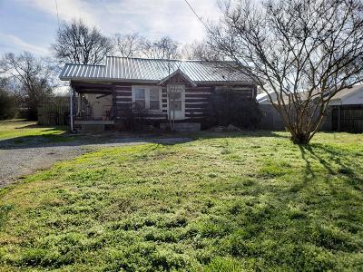 Nashville Single Family Home For Sale: 5709 Robertson Ave