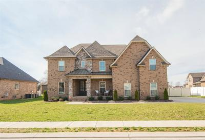 Rutherford County Single Family Home For Sale: 4517 Garcia Blvd