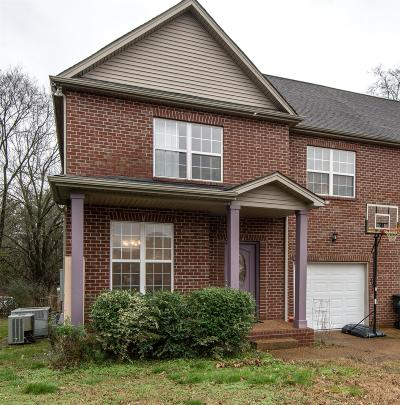 Davidson County Single Family Home For Sale: 16 Mary Anton Ct