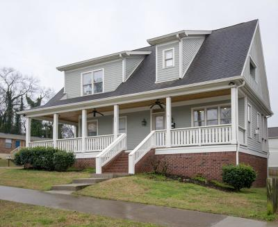 Davidson County Single Family Home For Sale: 820 Shelby Ave