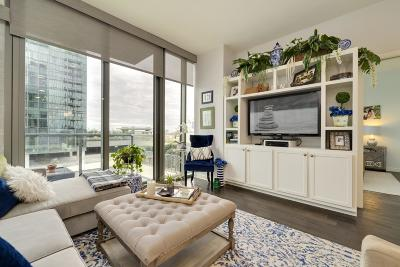 Condo/Townhouse Under Contract - Showing: 1212 Laurel St Apt 608