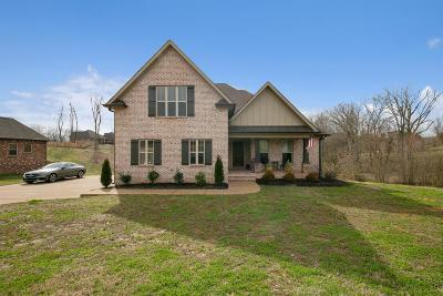 Wilson County Single Family Home For Sale: 66 Harbor Pt