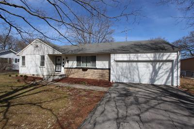 Christian County Single Family Home Under Contract - Not Showing: 312 Jessie Ave