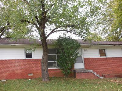 Christian County, Ky, Todd County, Ky, Montgomery County Rental For Rent: 37 E. Bel Air Blvd.
