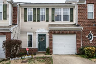 Davidson County Condo/Townhouse For Sale: 3030 Ned Shelton Rd Apt 216