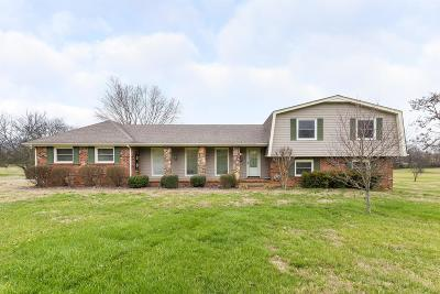 Sumner County Single Family Home For Sale: 1030 Robertson Rd
