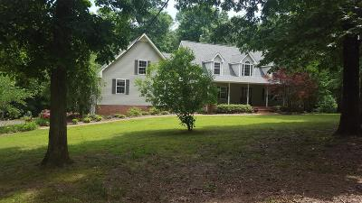 Burns Single Family Home For Sale: 714 Iron Hill Rd