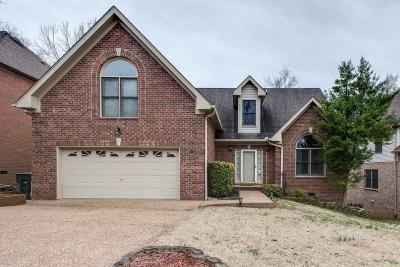 Hermitage Single Family Home For Sale: 924 Wonderland Pass