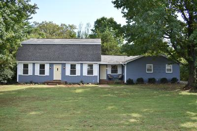 Davidson County Single Family Home For Sale: 4059 Lake Parkway