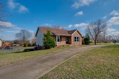 Clarksville Single Family Home For Sale: 1885 Crestmont Ct