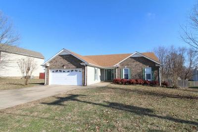 Christian County, Ky, Todd County, Ky, Montgomery County Rental For Rent: 2453 Widgeon Drive