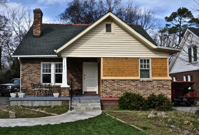 Davidson County Single Family Home For Sale: 1141 Shelton Ave