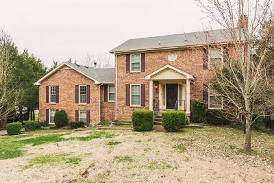 Sumner County Single Family Home For Sale: 103 Maple View Trl