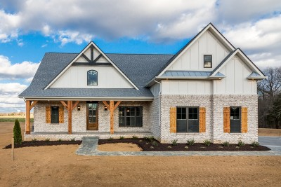 Clarksville Single Family Home For Sale: 42 Whitewood Farm
