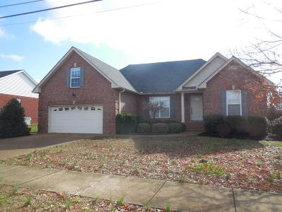 Sumner County Single Family Home For Sale: 203 Wildcat Run