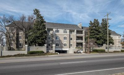 Davidson County Condo/Townhouse For Sale: 3818 West End Ave #114