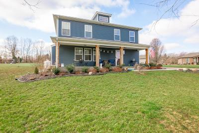 Montgomery County Single Family Home For Sale: 1138 Garrettsburg Rd