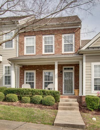 Davidson County Condo/Townhouse For Sale: 2409 Alteras Dr